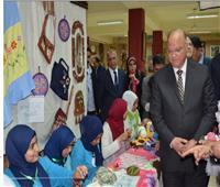 محافظ القاهرة يشهد معرض وحفل ختام الأنشطة التربوية لمدارس العاصمة