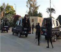 «أمن الجيزة» يشن حملات لإزالة الاشغالات بالمنطقة الأثرية في الهرم