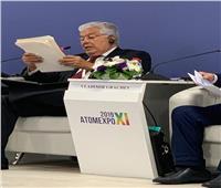 صلاح حافظ: الطاقة النووية نظيفة وأكثر استدامة