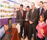 افتتاح المعرض السنوي للأنشطة التربوية للتعليم بالمنوفية
