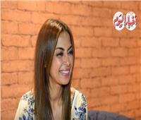 فيديو| داليا مصطفى: «قمر هادي» نقطة تحول في مشواري الفني