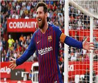 ميسي ثاني أكثر لاعب مشاركة مع برشلونة في التشامبيونزليج