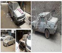 السيارات المتهالكة في الشوارع «قنابل موقوتة» تهدد المواطنين