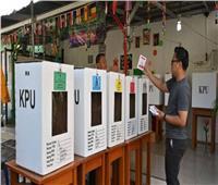 فتح مراكز الاقتراع في إندونيسيا لانتخاب رئيس للبلاد وبرلمان جديدين