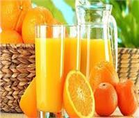 رمضان 2019  طريقة تخزين عصير البرتقال وقشره