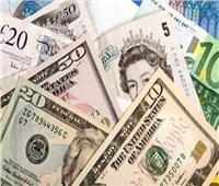 تراجع جماعي لأسعار العملات الأجنبية أمام الجنيه المصري في البنوك الأربعاء