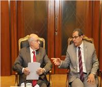 وزير القوى العاملة: نسعى لتحسين أوضاع المصريين بلبنان