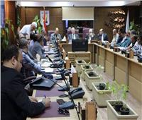 «فودة» يترأس الاجتماع الدوري لاستعدادات مهرجان الهجن الدولي بشرم الشيخ