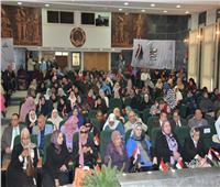 القومي للمرأة بالغربية: حملة طرق الأبواب استهدفت 557 ألف و774 سيدة