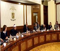 الحكومة: إسناد إنشاء محور بديل لخزان أسوان للقابضة للطرق والكباري