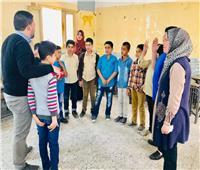 حملات توعية بـ6 مدارس في المنيا بقيم المواطنة والانتماء
