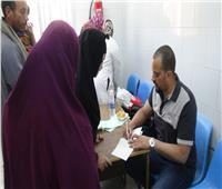 قافلة جامعة المنيا والمحافظة تتوجه لـ«دمشاو هاشم» لتقديم خدماتها