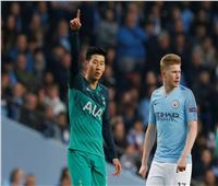 فيديو| «20 دقيقة مجنونة».. مانشستر سيتي يتقدم على توتنهام 3-2