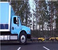 شاهد| الكلاب الروبرتية تُجر شاحنة نقل بأكملها
