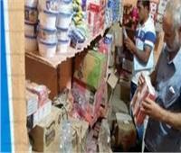 ضبط 97 قضية تموينية في حملة بالجيزة