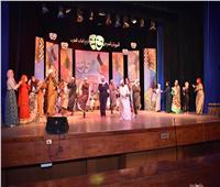 ختام فعاليات الدورة الرابعة من المهرجان المسرحي لشباب أسيوط