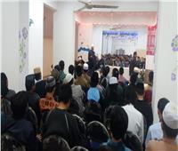 «البحوث الإسلامية» يواصل عقد الفعاليات الثقافية والعلمية للطلاب الوافدين