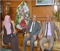 تعاون دولي جديد بين جامعة أسيوط وسبأ اليمنية