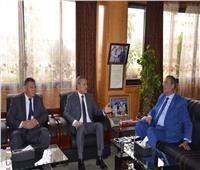محافظ الإسماعيلية يستقبل نائب رئيس «القومي لحقوق الانسان»