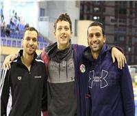سبورتنج يتنزع لقب كأس مصر للسباحة القصيرة رجال من الأهلي