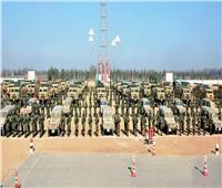 استعدادات مكثفة للقوات المسلحة والشرطة لتأمين الاستفتاء على التعديلات الدستورية