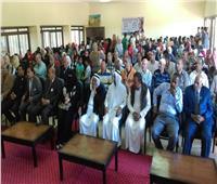 مؤتمر جماهيري لمستقبل وطن بمدينة طور سيناء لدعم التعديلات الدستورية