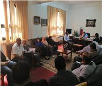 وكيل الصحة بجنوب سيناء يطالب العاملين بالمشاركة في استفتاء التعديلات الدستورية