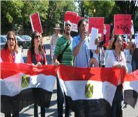 المصريون بالخارج يبدأون التصويت على التعديلات الدستورية في التاسعة مساء