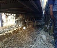 مستشفى كفر الشيخ: ٣٤ مصابا في حادث خروج قطار عن القضبان