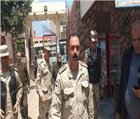 توزيع قوات تأمين مقرات اللجان الإنتخابية بقها