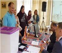 فيديو| بدء التصويت على التعديلات الدستورية بسلطنة عمان