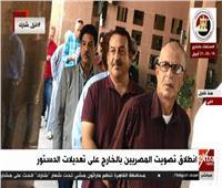 فيديو| قنصل مصر بدبي: إقبال كثيف من الشباب وكبار السن بالاستفتاء