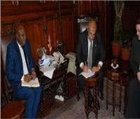 وزير الزراعة يستعرض جهود مصر في تحسين محصول الأرز