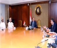 رئيس غرفة تجارة عمان:نتطلع لإقامة مشروعات مشتركة مع مصر والتصدير لأفريقيا