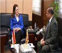 وزيرة التخطيط: الدولة تسير بخطى ثابتة نحو إحداث نقلة نوعية بالجهاز الإداري