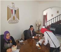 زيادة أعداد المشاركين في الاستفتاء عقب الانتهاء من صلاة الجمعة بالكويت
