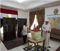 المصريون في البحرين يشاركون في الاستفتاء على التعديلات الدستورية