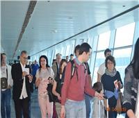 وفد إعلامي صربي يصل الغردقة للترويج للمنتجعات السياحية