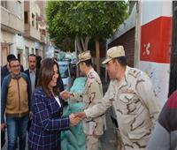 251 لجنة بدمياط تستعد لاستفتاء على التعديلات الدستورية