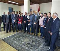 سفير مصر بإثيوبيا: مشاركة الجالية في الاستفتاء تعكس معدنها الوطني