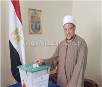 صور  توافد المصريين بتشاد للمشاركة في استفتاء التعديلات الدستورية