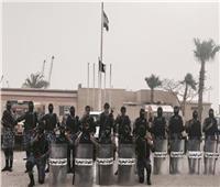 تشديدات أمنية أمام لجان الاستفتاء على التعديلات الدستورية بالقليوبية