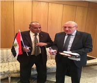 سفيرنا بالرياض: الإقبال جيد.. والمصريون أصروا على المشاركة رغم ارتفاع الحرارة