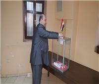 إقبال كبير على التصويت من الجالية المصرية بالمغرب