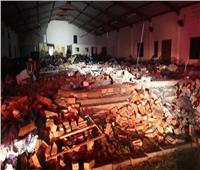 انهيار جدار كنيسة في جنوب أفريقيا يتسبب في مقتل 13 شخصًا خلال قداس