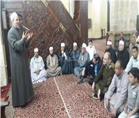 المنوفية تحتفل بليلة النصف من شعبان بالمسجد العباسي بشبين الكوم