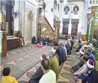 محافظ أسيوط يشهد احتفال مديرية الأوقاف بليلة النصف من شعبان