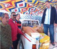 «التموين» تضبط 2 طن ياميش فاسد بالأسواق