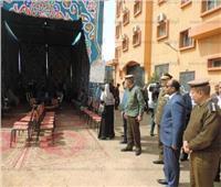 قصر النيل تستقبل المواطنين للإدلاء بأصواتهم في الاستفتاء