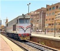 السكة الحديد تعلن تأخيرات القطارات